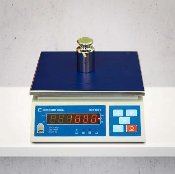 Весы фасовочные ВСП-3